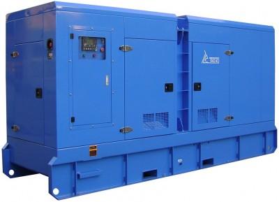 Дизельный генератор ТСС АД-300С-Т400-1РПМ5 с АВР