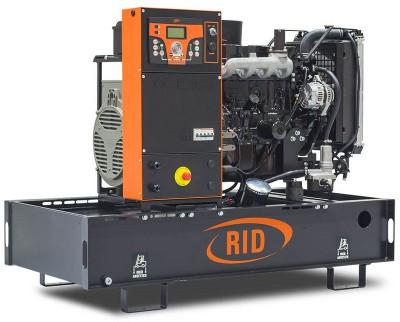 Дизельный генератор RID 15 E-SERIES с АВР