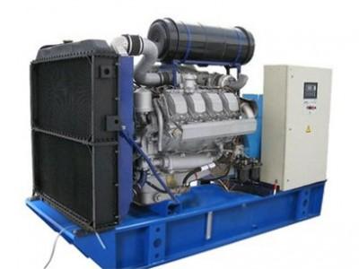 Дизельный генератор ТСС АД-315С-Т400-1РМ2 с АВР