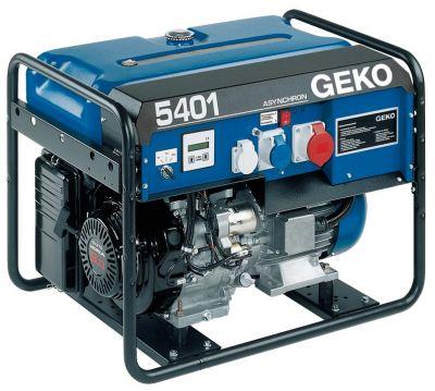 Бензиновый генератор Geko 5401 ED-AA/HEBA