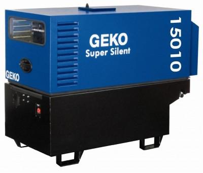 Дизельный генератор Geko 15014 E-S/MEDA SS с АВР