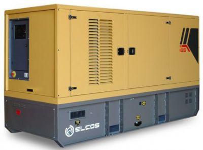 Дизельный генератор Elcos GE.CU.110/105.SS