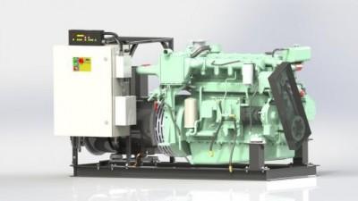 Дизельный генератор Вепрь АДС 175-Т400 ТК
