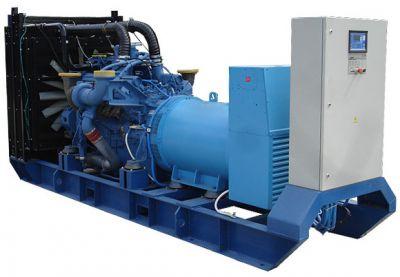 Дизельный генератор ПСМ ADM-640 с АВР