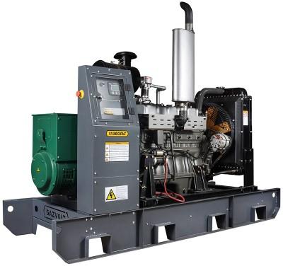 Газовый генератор Gazvolt Standard 46 KTB 21 с АВР