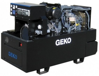 Дизельный генератор Geko 30014 ED-S/DEDA