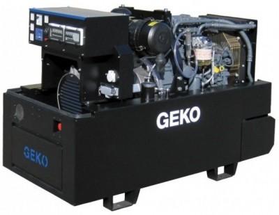 Дизельный генератор Geko 60014 ED-S/DEDA