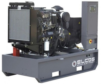 Дизельный генератор Elcos GE.PK.051/046.BF