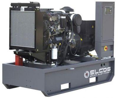Дизельный генератор Elcos GE.PK.088/080.BF с АВР