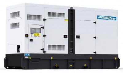 Дизельный генератор Power Link WPS450S