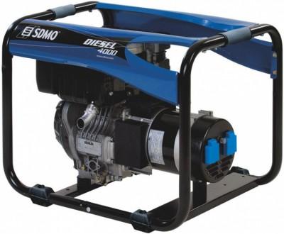 Дизельный генератор SDMO Diesel 4000 E XL