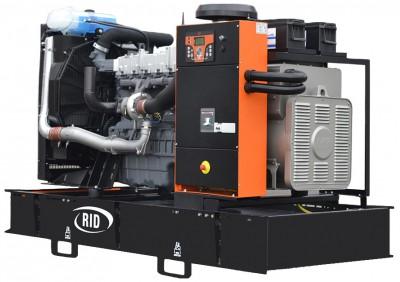 Дизельный генератор RID 500 S-SERIES с АВР