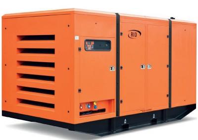 Дизельный генератор RID 600 B-SERIES S