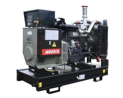 Дизельный генератор MVAE АД-140-400-С с АВР