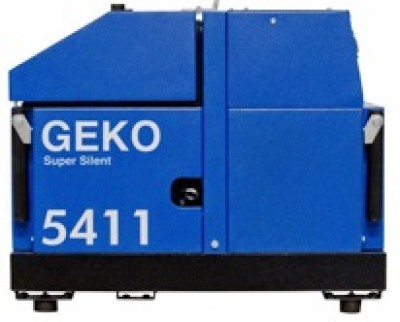 Бензиновый генератор Geko 5411 ED-AA/HEBA SS