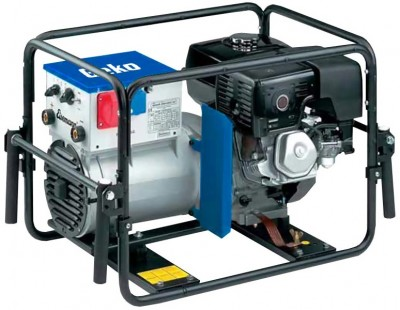 Бензиновый генератор Geko 6400ED-AA/HHBA