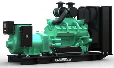 Дизельный генератор Power Link GMS900C