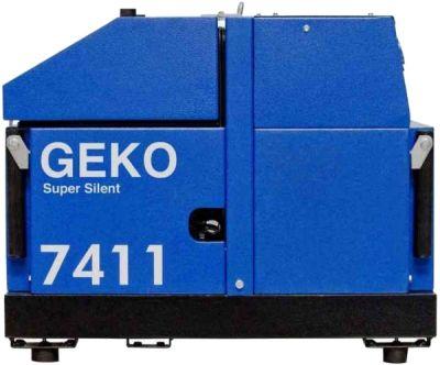 Бензиновый генератор Geko 7411 ED-AA/HEBA SS