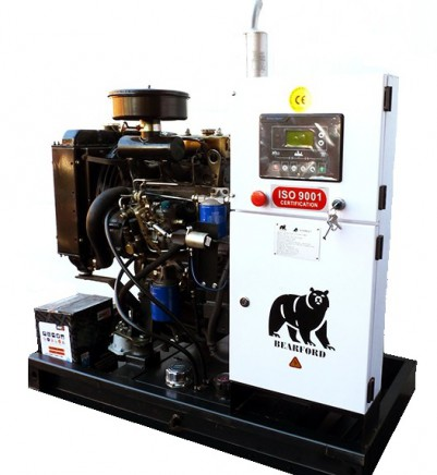 Дизельный генератор Азимут АД 8-Т400 с АВР