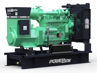 Дизельный генератор Power Link GMS80C с АВР