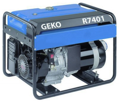 Бензиновый генератор Geko R 7401 E-S/HEBA