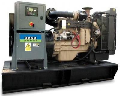 Дизельный генератор Aksa AC-350 с АВР