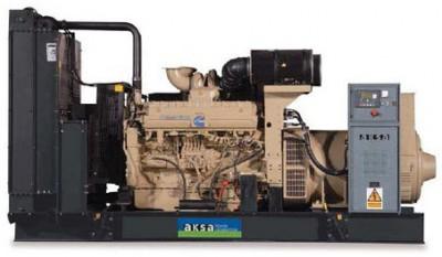 Дизельный генератор Aksa AC-825 с АВР