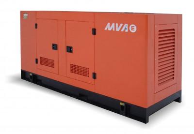 Дизельный генератор MVAE АД-130-400-Р в кожухе