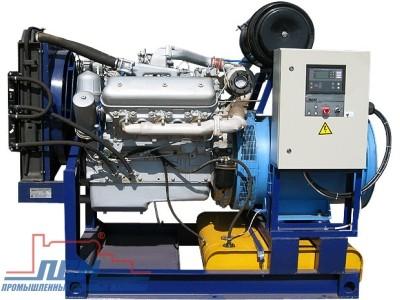 Дизельный генератор ПСМ ADP-320
