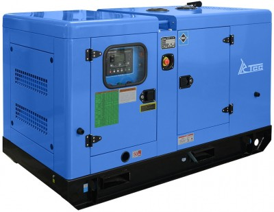 Дизельный генератор ТСС АД-12С-Т400-1РКМ5