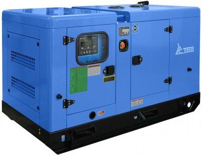 Дизельный генератор ТСС АД-12С-Т400-1РКМ5 с АВР