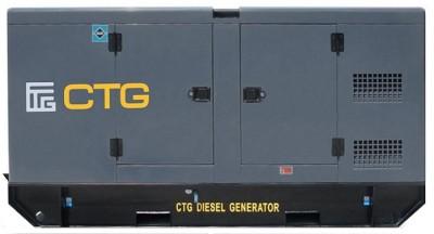 Дизельный генератор CTG AD-13YAS с АВР