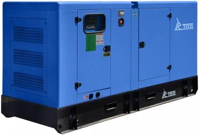 Дизельный генератор ТСС АД-150С-Т400-1РКМ11 С АВР