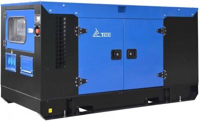 Дизельный генератор ТСС АД-15С-Т400-1РКМ7 с АВР