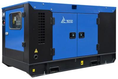 Дизельный генератор ТСС АД-12С-Т400-1РКМ11 с АВР