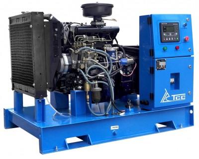 Дизельный генератор ТСС АД-16С-Т400-1РМ5 с АВР