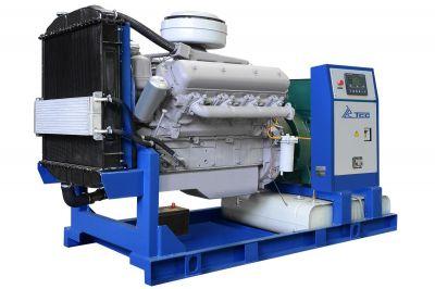 Дизельный генератор ТСС АД-200С-Т400-1РМ2