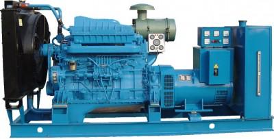 Дизельный генератор Азимут АД 320-Т400