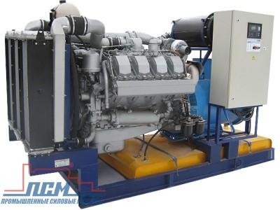 Дизельный генератор ПСМ АД-250 (ТМЗ) с АВР
