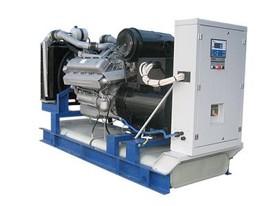 Дизельный генератор ПСМ АД-250 (ЯМЗ) с АВР