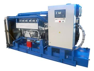 Дизельный генератор ПСМ АД-280 (ЯМЗ)