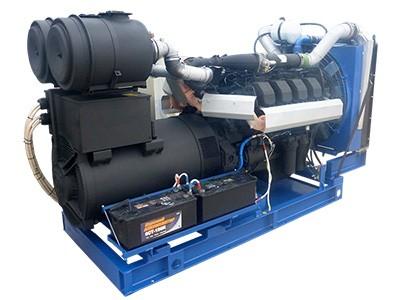 Дизельный генератор ПСМ АД-315 (ТМЗ)