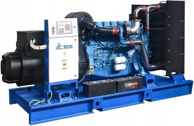 Дизельный генератор ТСС TBd 440SA с АВР