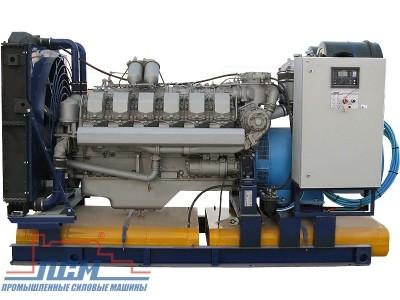Дизельный генератор ПСМ АД-350