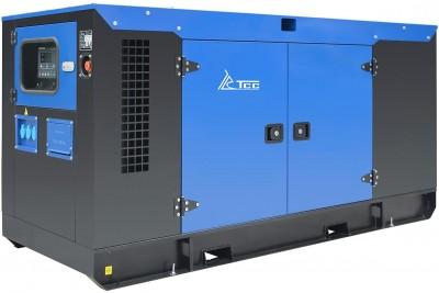 Дизельный генератор ТСС АД-50С-Т400-1РКМ7 с АВР