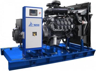 Дизельный генератор ТСС АД-400С-Т400-1РМ6 с АВР