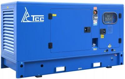 Дизельный генератор ТСС АД-36С-Т400-1РПМ5 с АВР
