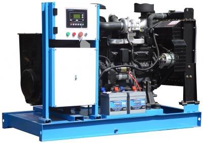 Дизельный генератор ТСС АД-40С-Т400-1РМ19 с АВР