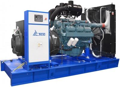 Дизельный генератор ТСС АД-500С-Т400-1РМ17