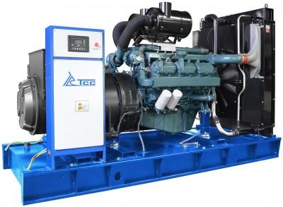 Дизельный генератор ТСС АД-520С-Т400-1РМ17 с АВР